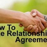 Relationship Agreements Worksheet Download