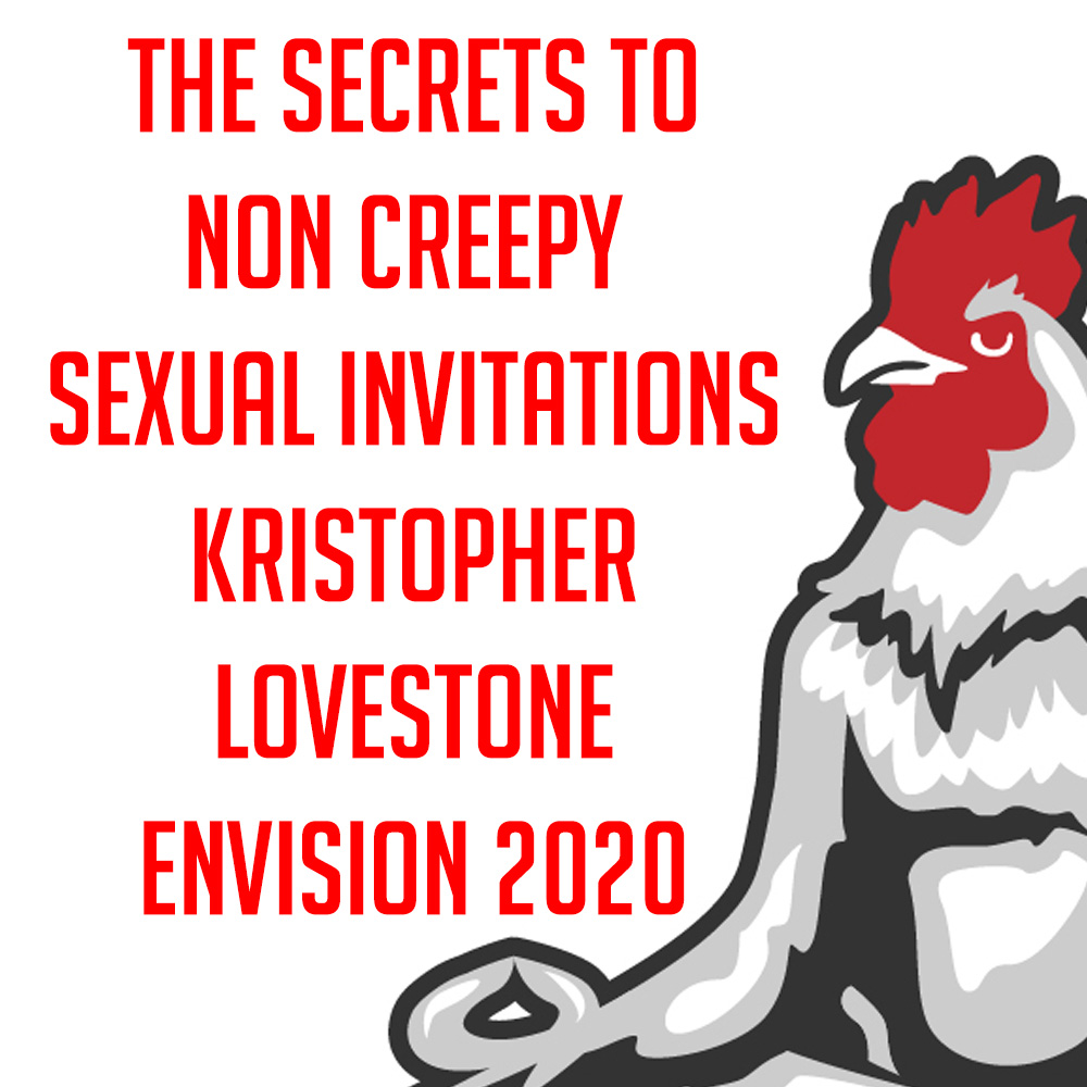 The Secrets to Non-Creepy Sexual Invitations